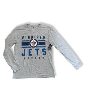 New Winnipeg Jets long sleeve tee